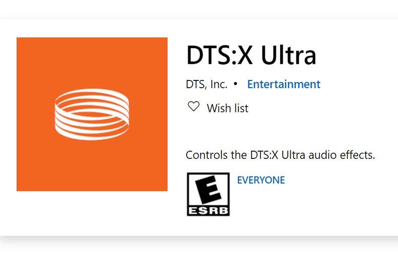 DTS:X Ultra Coming to Xbox & PC