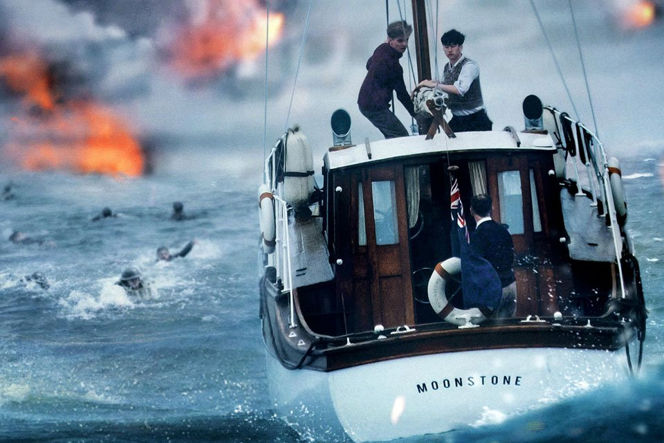 Dunkirk in IMAX 70mm Film and Dolby Cinema Digital