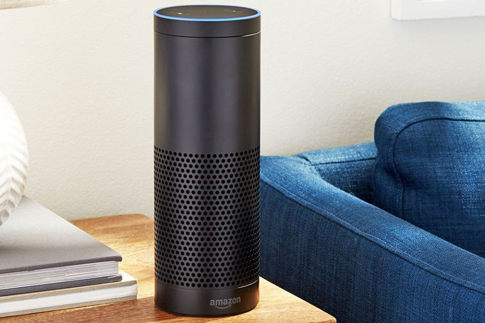 Amazon Echo Speaker with Alexa Voice Service