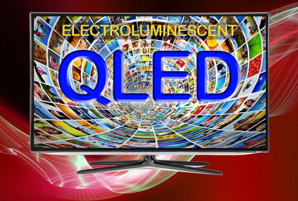 BOE Electroluminescent QLED