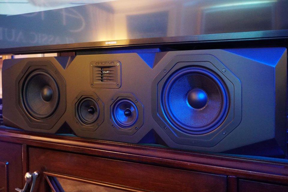 Emotiva Airmotiv C2 center channel speaker