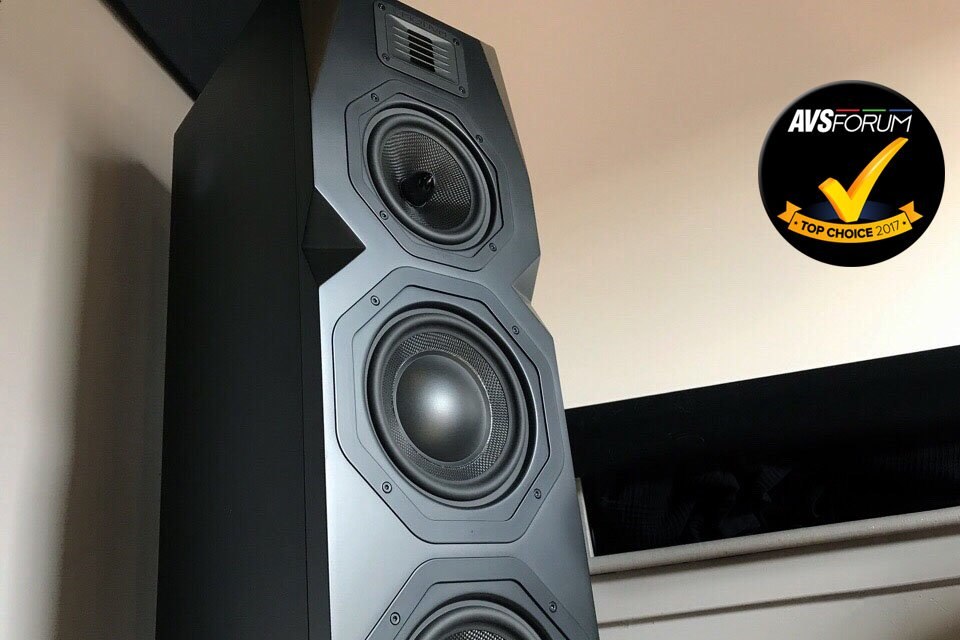 Hands On: Emotiva Airmotiv T1 Tower Speakers (2-Channel)