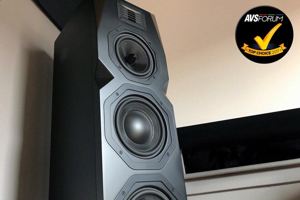 Emotiva Airmotiv T1 tower speakers