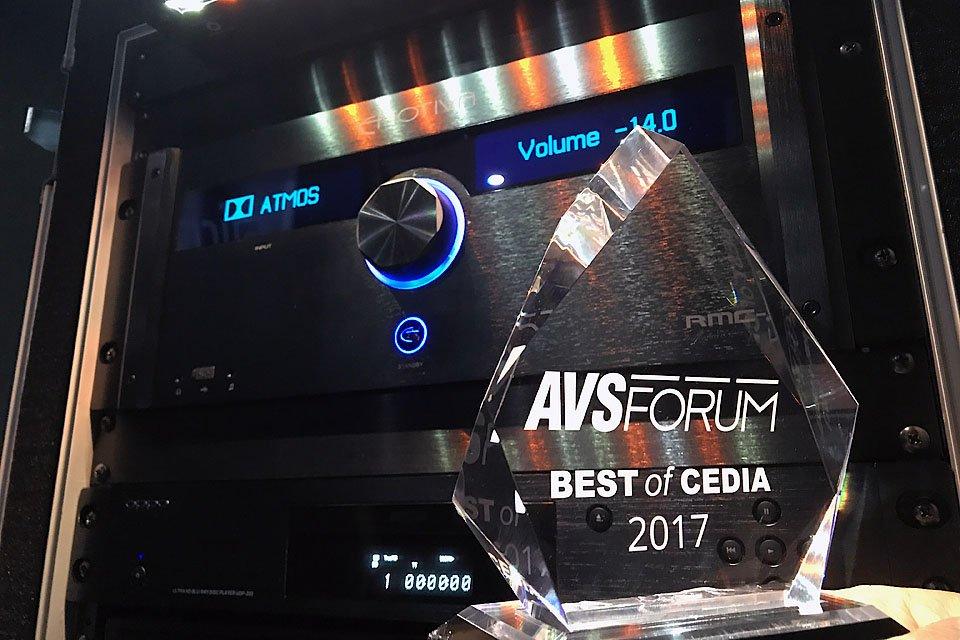Emotiva Best of CEDIA RMC-1 AV Processor