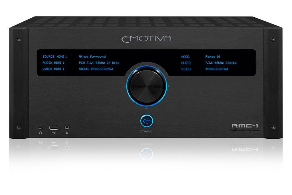Emotiva RMC-1 Availability Announced