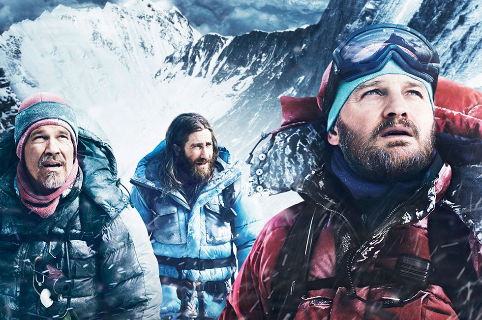 Everest in Dolby Vision HDR and Atmos Sound