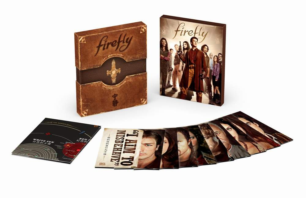 Firefly 15th Anniversary Collector's Edition Blu-ray Review
