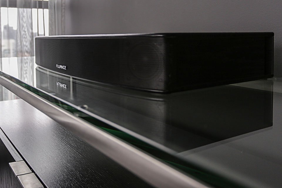Fluance AB40 TV Sound Stand Now Available