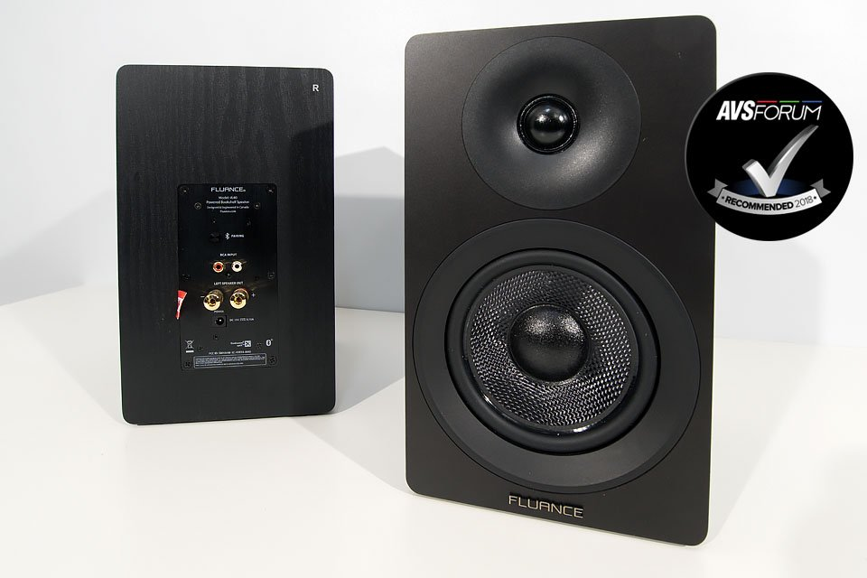 Review: Fluance Ai40 2.0 aptX Bluetooth Speaker System