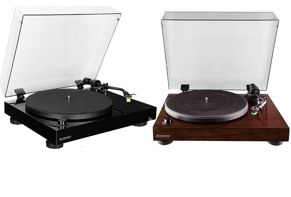 Fluance Takes Lid Off Two Turntables