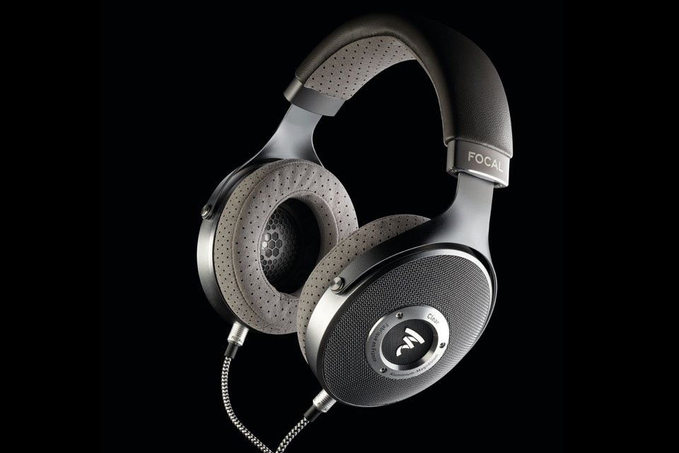 Focal Clear Over-Ear Open-Back reference quality headphones
