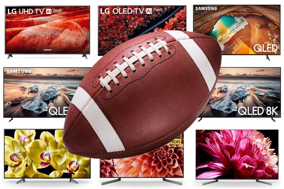 Football Pre-Season Deals on 4K / 8K TVs!