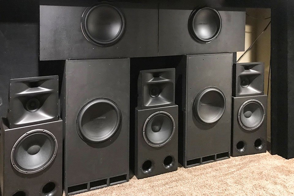 Sound System of the Week: DIY Inspiration