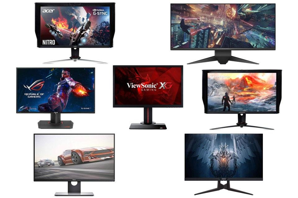 Best Monitors for Working from Home & Gaming