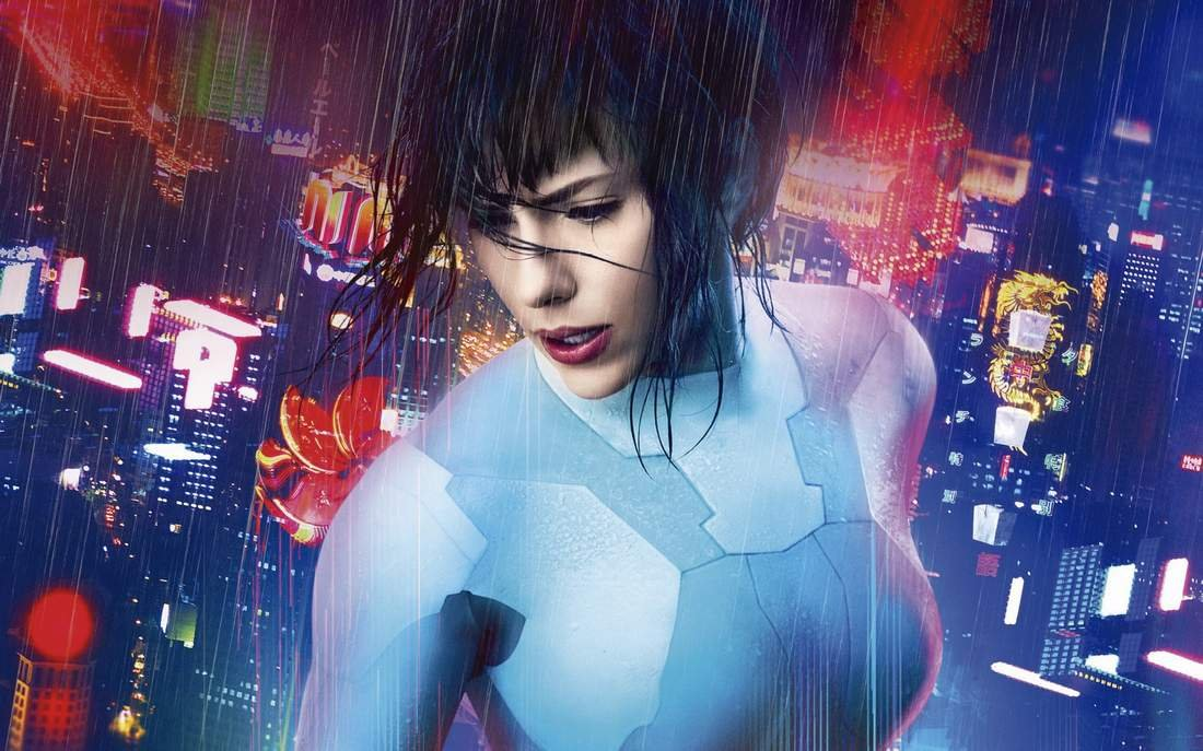 Ghost in the Shell Ultra HD Blu-ray Review