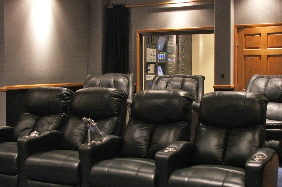Home Theater of the Month: The GMG Theater
