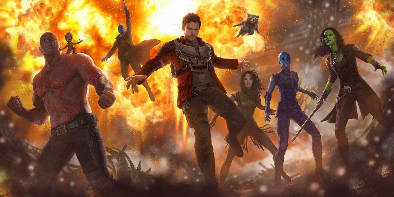 Guardians of the Galaxy Vol. 2 Ultra HD Review
