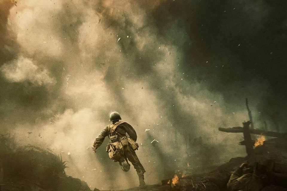 Hacksaw Ridge Ultra HD Blu-ray