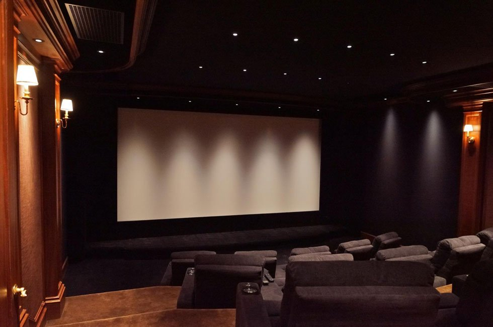 Home Theater of the Month: The Hahn Theater