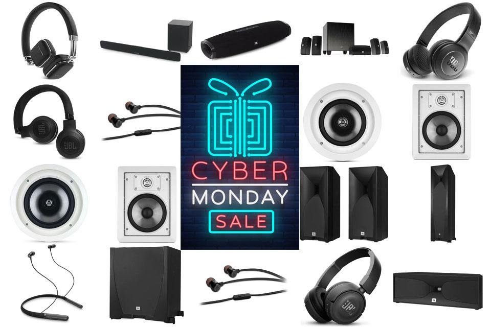 Cyber Monday Deals: Infinity and JBL Speakers, Subs, Soundbars