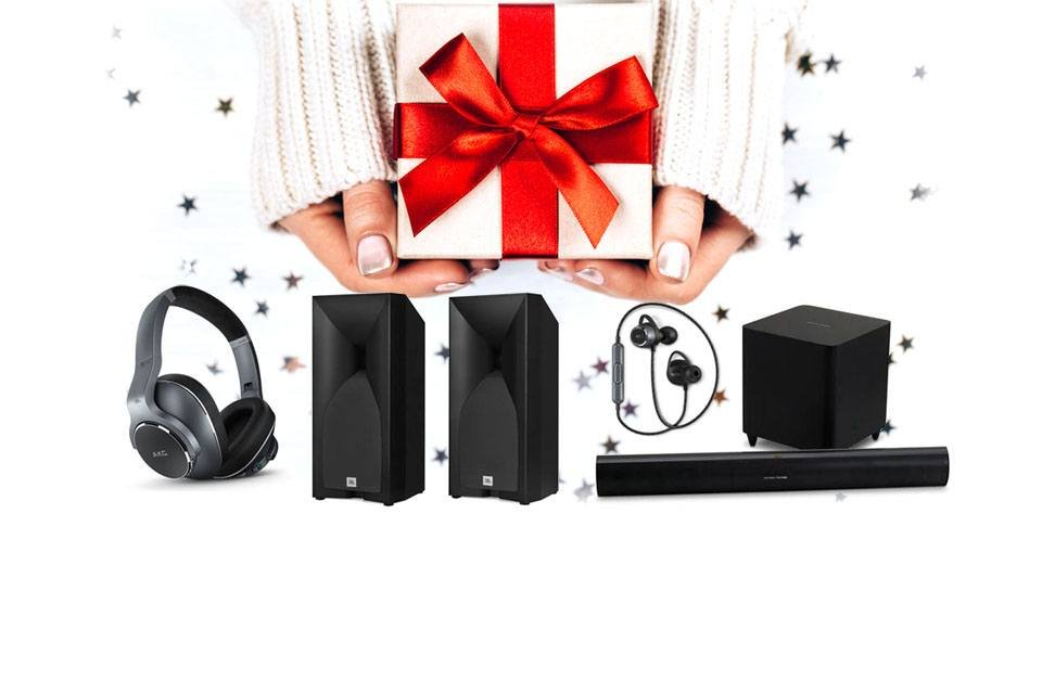 Holiday Gift Guide: Headphones, Soundbars & Speakers