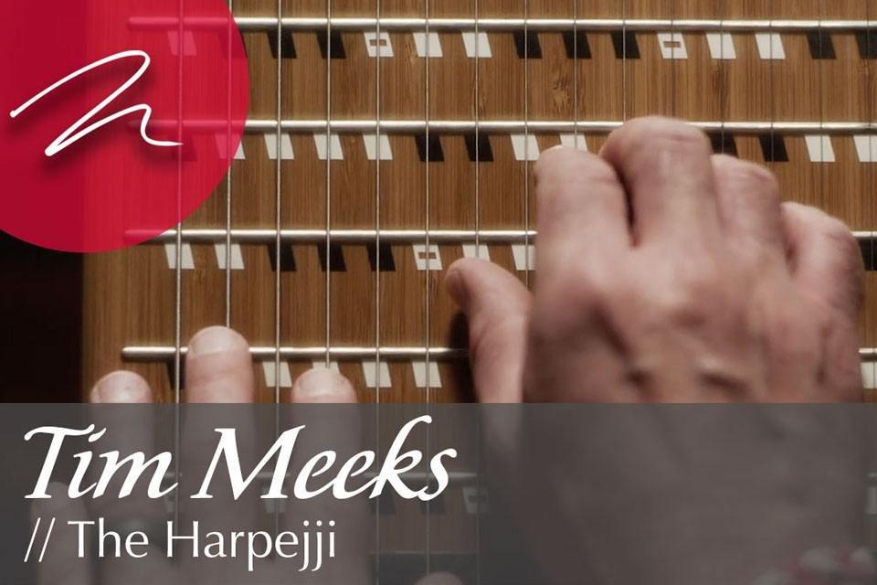 MartinLogan Presents: Artists in Motion – Tim Meeks / The Harpejji