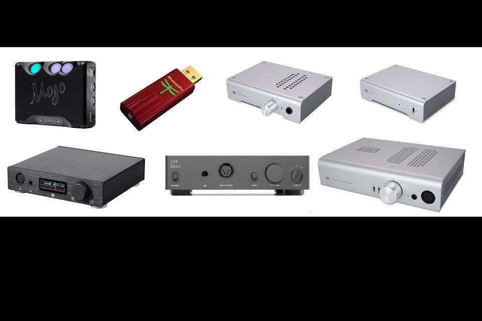 Headphone DAC/Amplifier Recommendations Under $500
