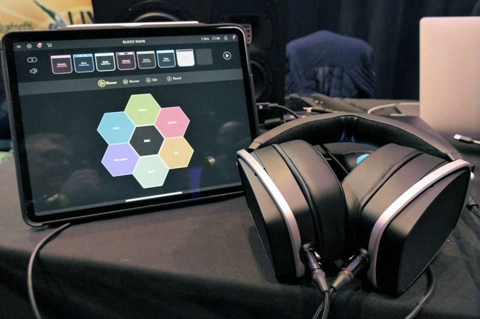 Heddphone: Full Range AMT Driver Headphones at CanJam 2020
