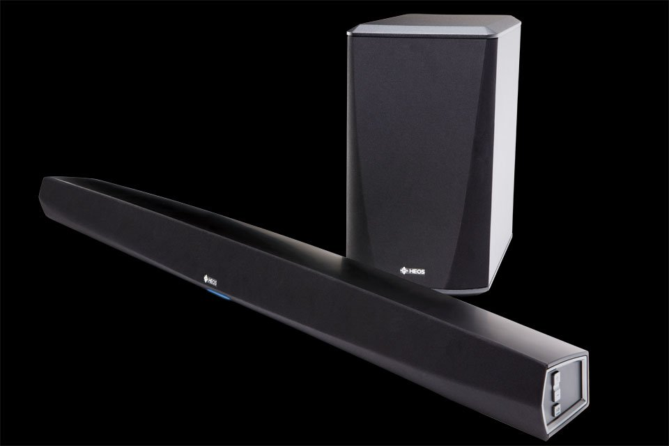 HEOS Releases HomeCinema HS2 Soundbar with Alexa