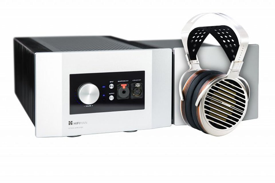 HiFiMan Susvara Headphones and EF1000 Amplifier