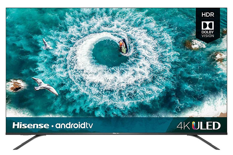 hisense h8f 4k tv