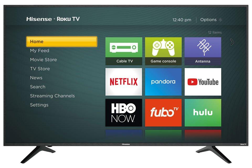 Hisense R6E Roku TV Now Available - AVSForum com