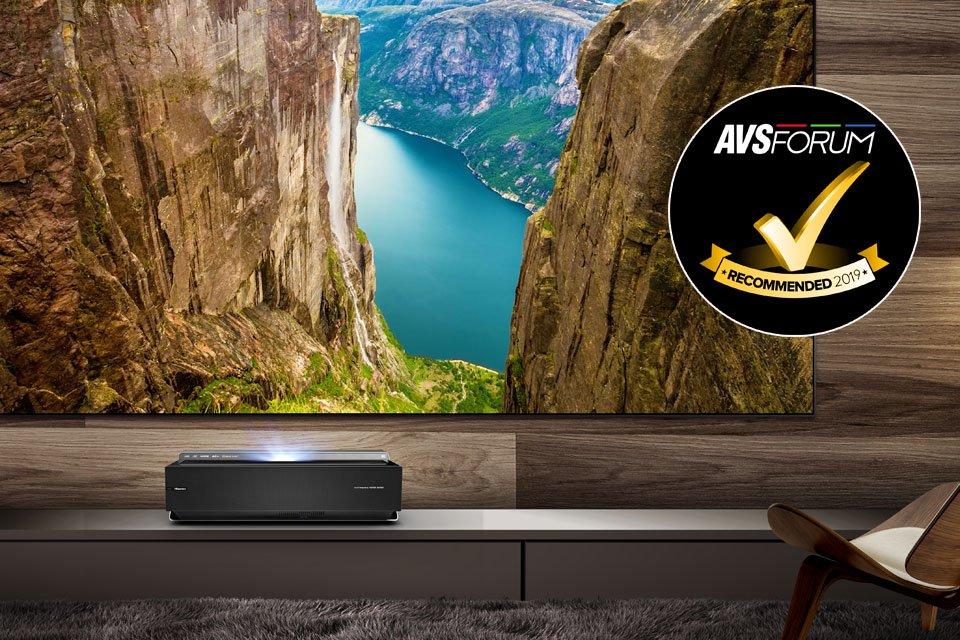 Hisense 100L10E 4K Dual Color Laser TV - AVSForum com