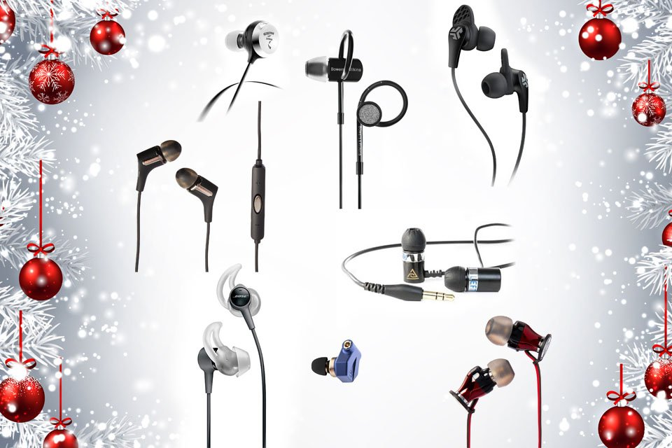 Best Earbuds & IEMs for Holiday Gifts