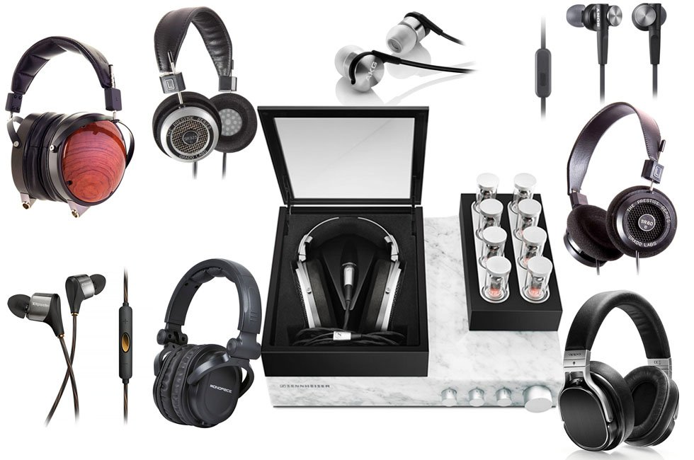 2015 AVS Holiday Gift Guide: Headphones