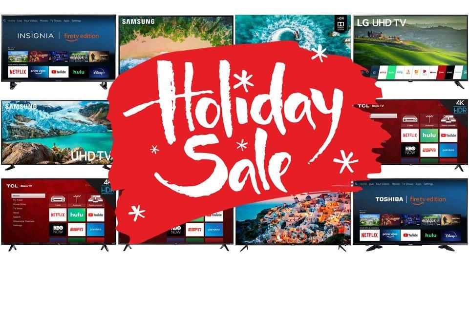 Stocking Stuffer Deals: 4K HDR TVs for Under $300