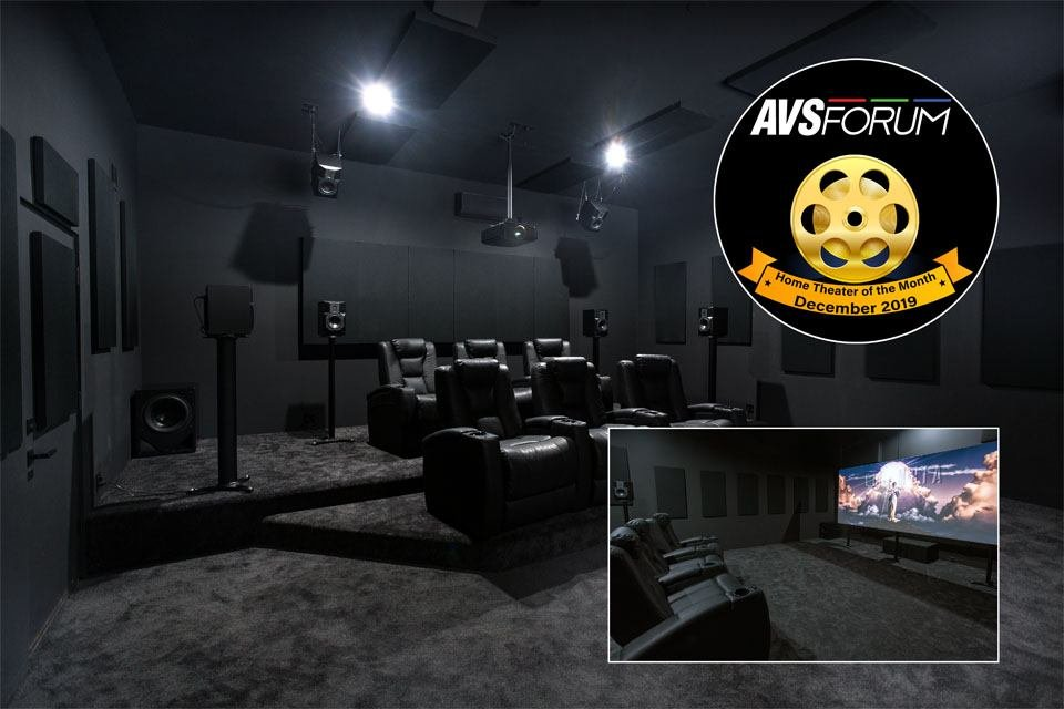Home Theater of the Month: Contrast Theater