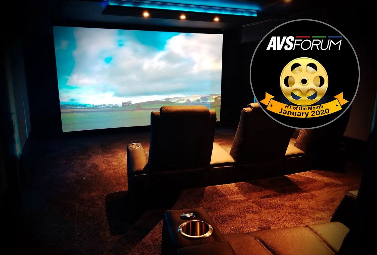 Home Theater of the Month: The Beast, Unleashed