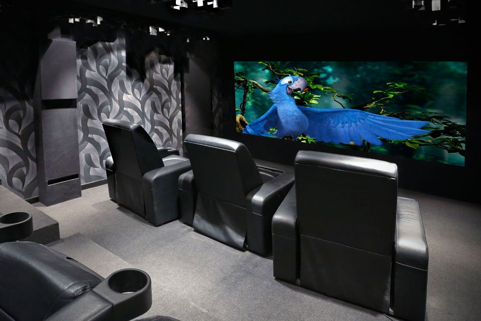 home theater of the month