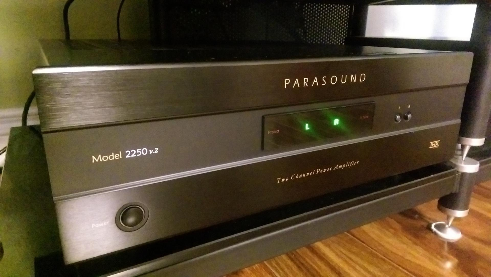 Parasound Unknown $45.0