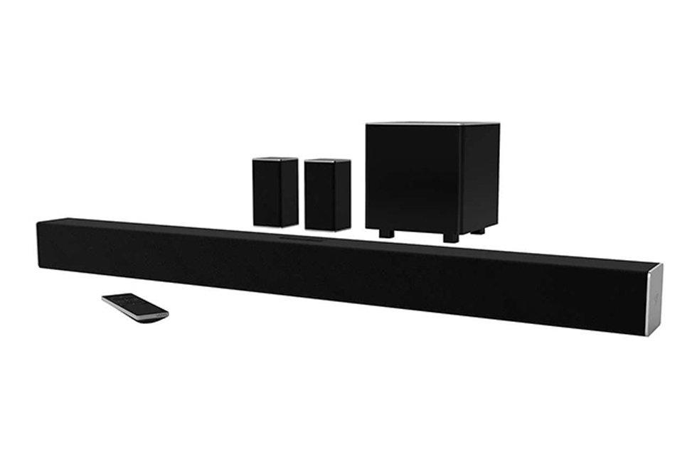 Vizio SB3851-D0 SmartCast 38″ 5.1 Sound Bar System