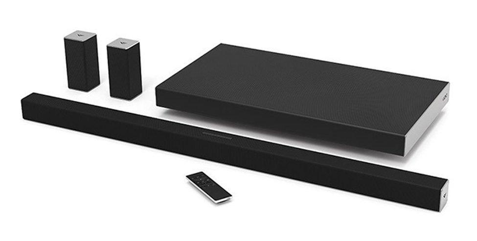 Vizio SB4551-D5 SmartCast 45″ 5.1 Sound Bar System