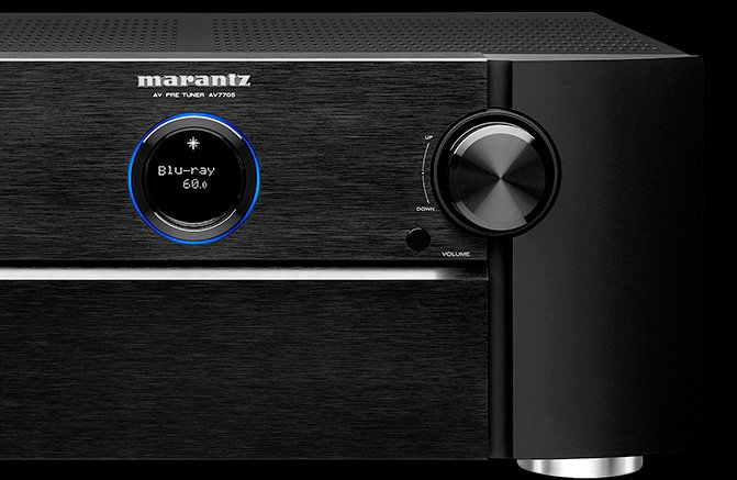 Imax Enhanced Marantz tuner