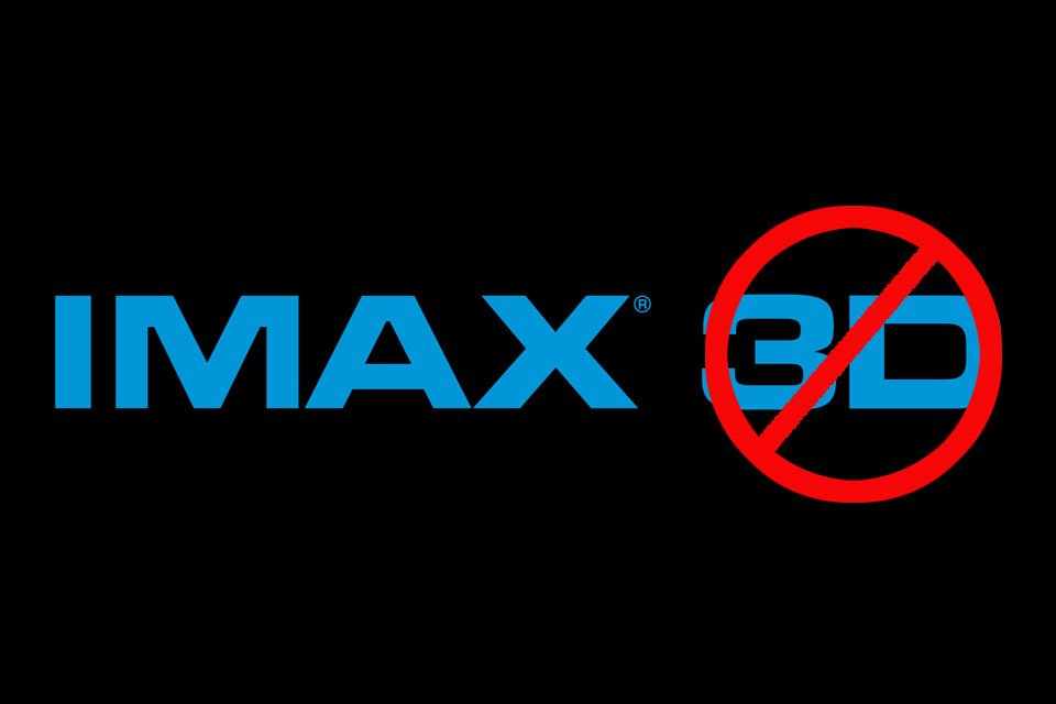 IMAX 3D to Dwindle in North America