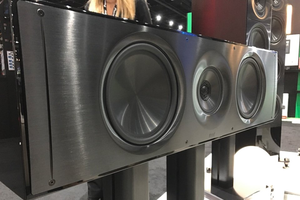 ELAC Adante Speakers at CEDIA 2017