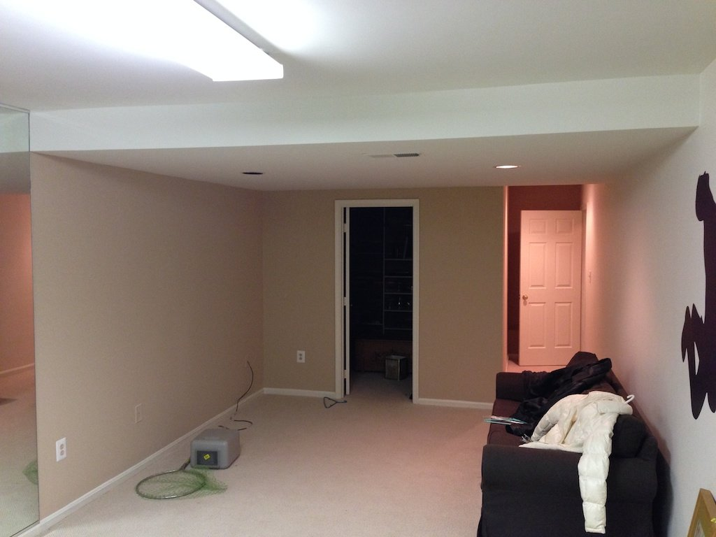 Lighting questions for rec room/media room