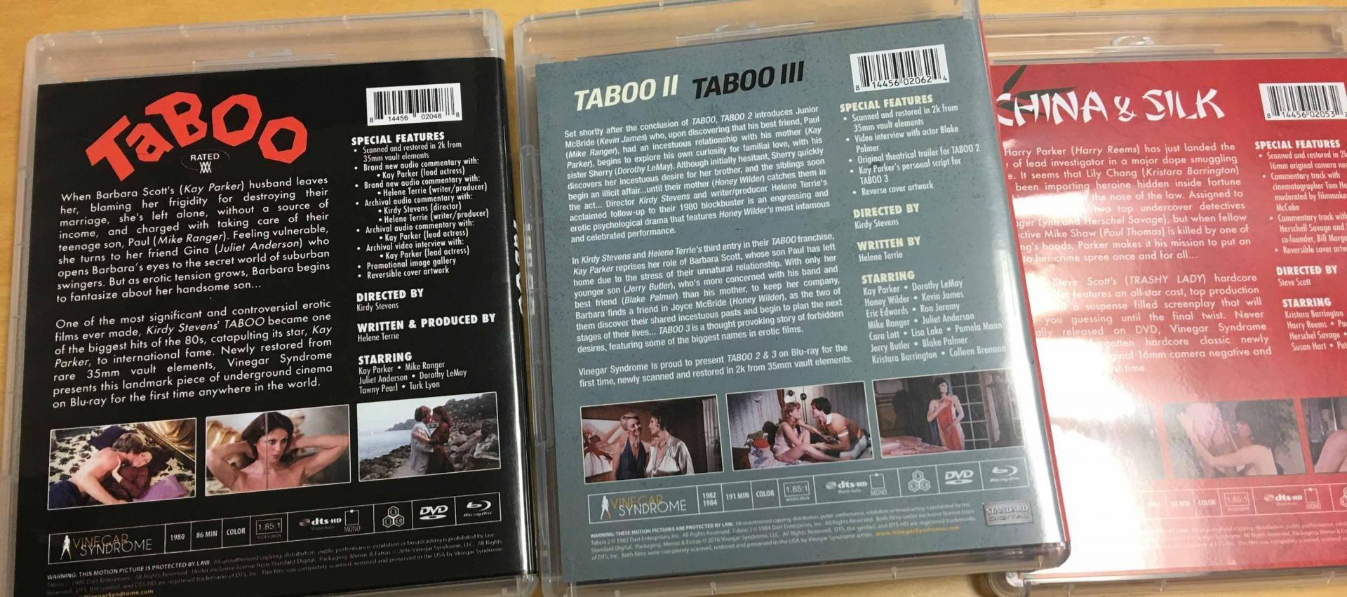 Ii taboo TABOO 2