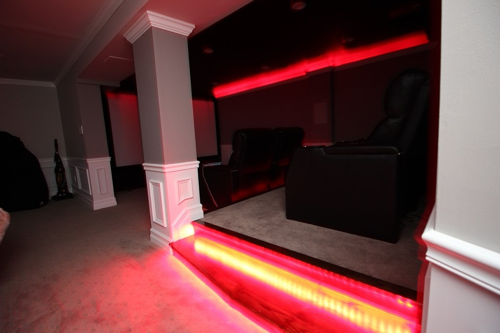 The Wonderboy Theater -- small, but maximized space - Page 3 - AVS Forum - Home Theater Discussions And Reviews - 웹