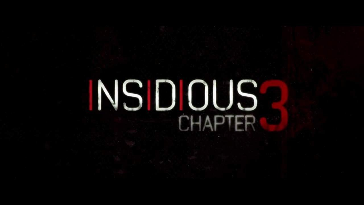 Insidious Chapter 3 Blu-ray Review