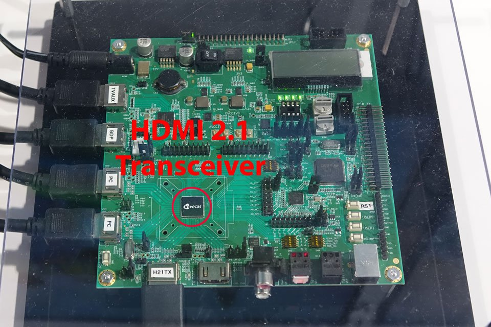 hdmi 2.1 transceiver chip